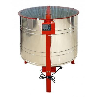 Медогонка 14-ти рамочная автоматическая (ременной электропривод) полуповоротная под рамку Рута