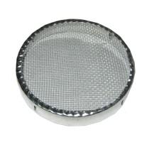 Колпачок круглый металлический на 90 мм