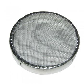 Колпачок круглый металлический на 100 мм