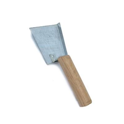Скребок-лопатка (из оцинкованной стали)