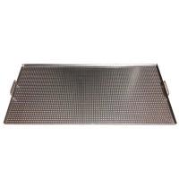 Корзина плоская FB для забруса 1м ( толщина 0,8мм нержавеющая сталь)