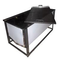 Стол для распечатывания сот 1м ( с плоской корзиной FB, 0,5мм)