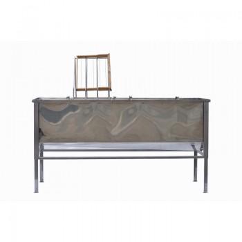 Стол для распечатывания сот с двумя корзинами (1.5 м)