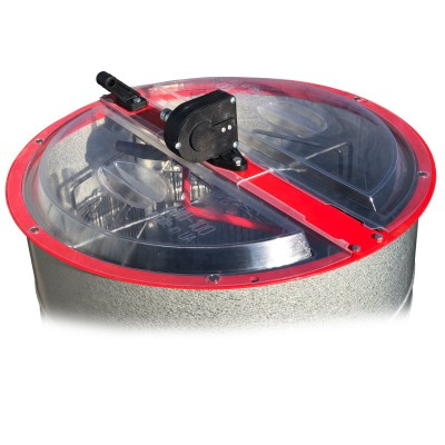 Крышка пластиковая для 3-х и 4-х рамочных поворотных медогонок