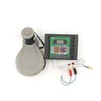 Электропривод RD1012M EURO (электронный) для ременной медогонки Мелиса 93 и других медогонок с верхним валом (Ø вала 15мм; 12 вольт, 100 Ватт)