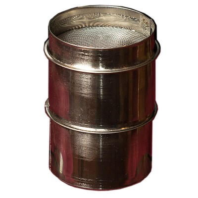 Фильтр для меда на банку, нержавеющая сталь.