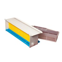 Пыльцесборник металл/пластмасса 200 мм.