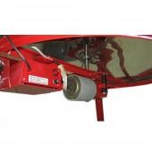 Медогонка 14-ти рамочная автоматическая ( электропривод ) полуповоротная под рамку Рута
