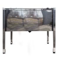 Стол-накопитель рамок для распечатки сот (нержавеющая сталь)