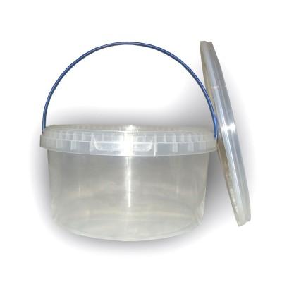 Ведро пластиковое для меда 0,5 л