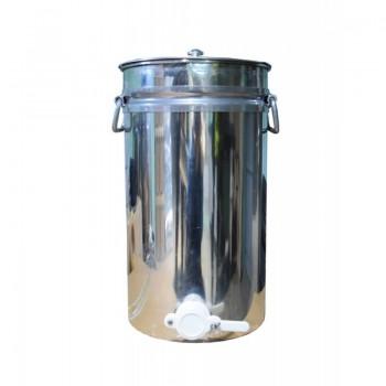 Бак для хранения и фасовки меда 20л