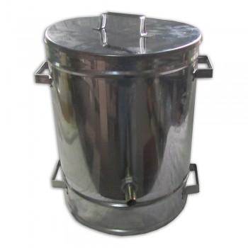 Воскотопка паровая 12 литров. Нержавейка