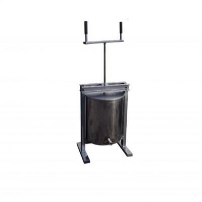 Воскопресс винтовой (воскотопка) под парогенератор